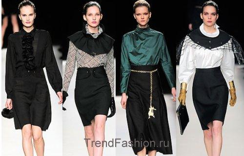 Какие В Моде Блузки В Екатеринбурге